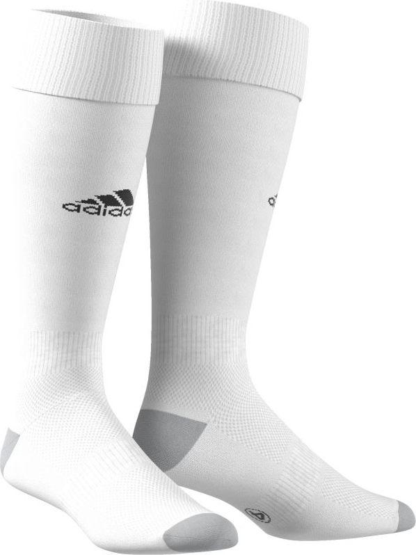 Adidas Getry pilkarskie Milano 16 biale r. 27-30 (AJ5905) AJ5905*27-30