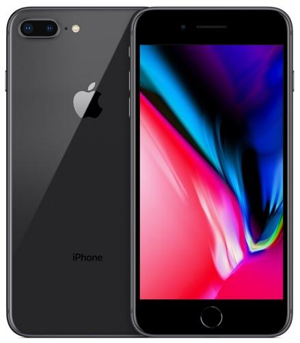 Apple iPhone 8 Plus 128GB space grey Mobilais Telefons