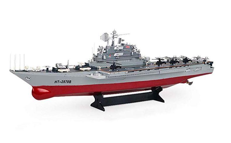 HT Aircraft carrier 1:275 2.4GHz RTR