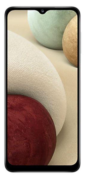 Samsung Galaxy A12 4GB/128GB White Mobilais Telefons