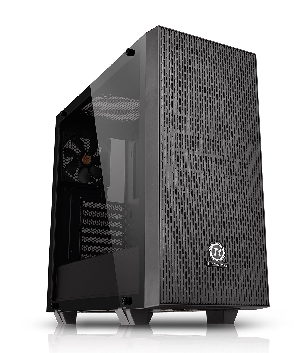Thermaltake Core G21 Tempered Glass Edition - black - window Datora korpuss