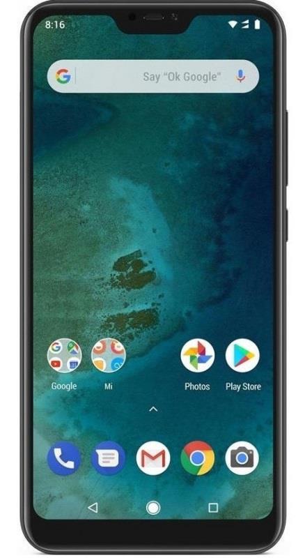 Xiaomi Mi A2 LITE 3GB/32GB blue Mobilais Telefons