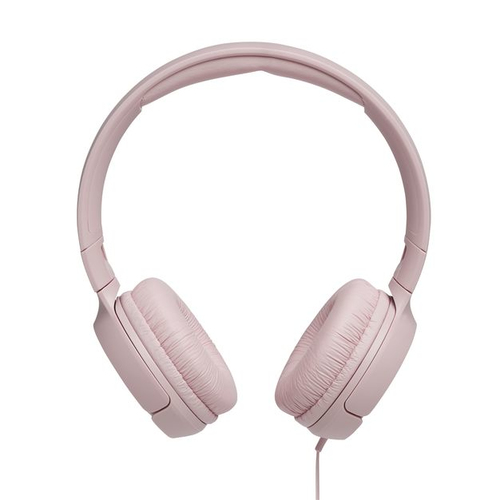 JBL Tune 500 Pink austiņas