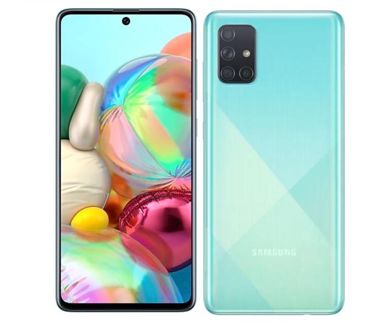 Samsung Galaxy A71 6GB/128GB Blue Mobilais Telefons