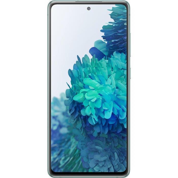 MOBILE PHONE GALAXY S20 FE/MINT SM-G780F SAMSUNG SM-G780FZGD Mobilais Telefons