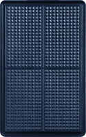 Tefal Plattenset Nr. 5 Waffeln XA8005 Black / edelstahl vafeļu panna