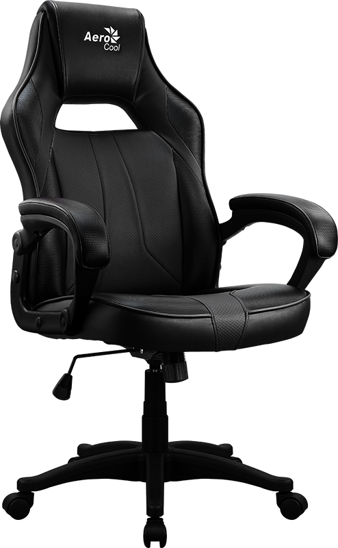 Aerocool Gaming Chair AC-40C AIR BLACK datorkrēsls, spēļukrēsls