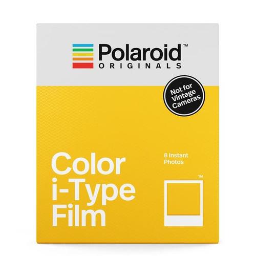 Polaroid Color Film for I-type foto papīrs