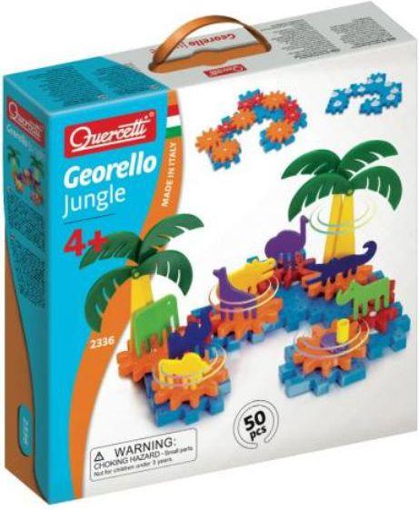 Quercetti Georello Jungle (040-2336) konstruktors