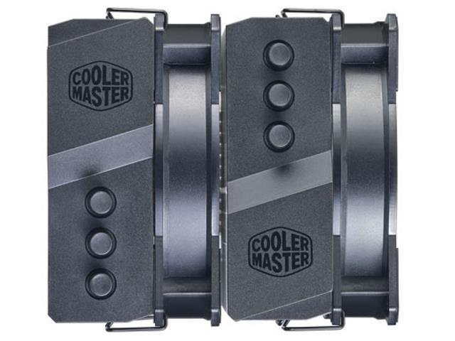 CPU cooling MasterAir MA621P TR4 Edition RGB procesora dzesētājs, ventilators
