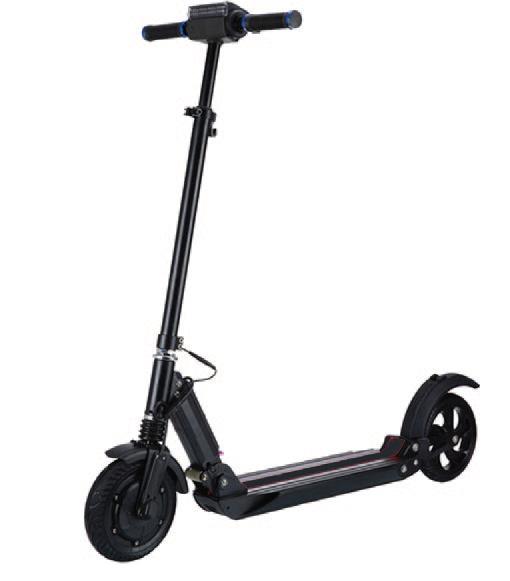iconBIT Kick e- Scooter Tracer 8