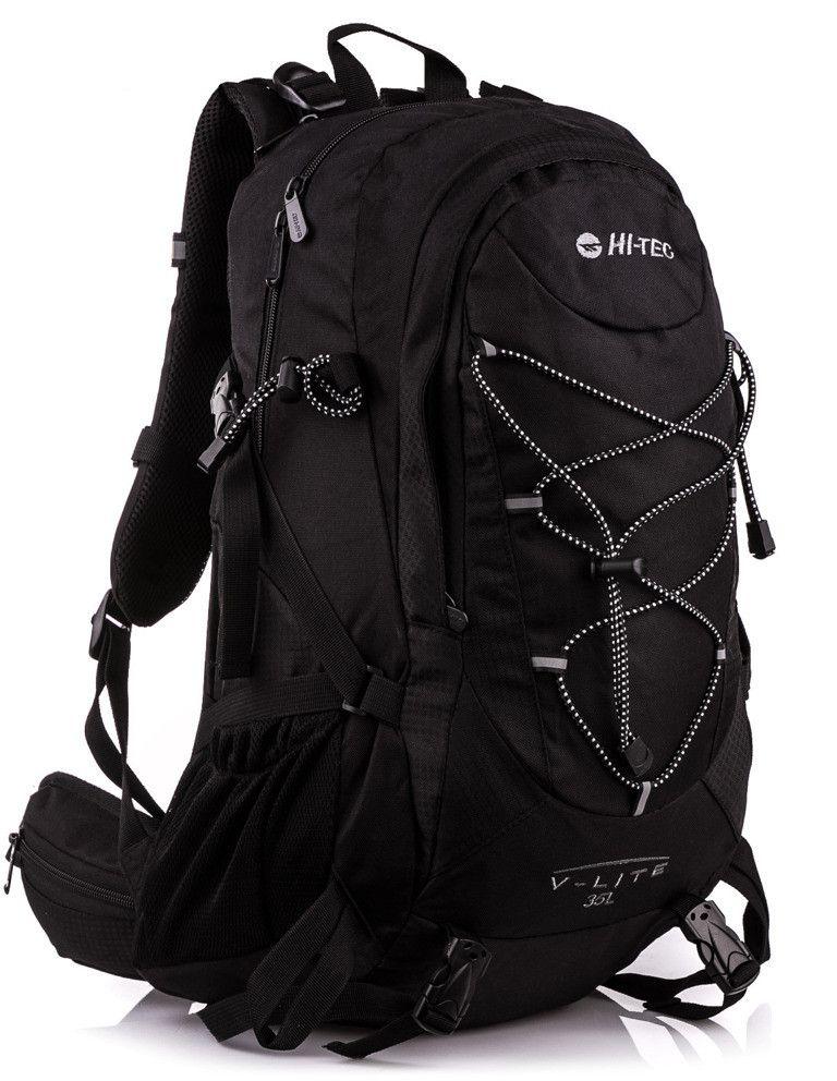 Hi-tec Sports backpack Aruba 35L Black Tūrisma Mugursomas