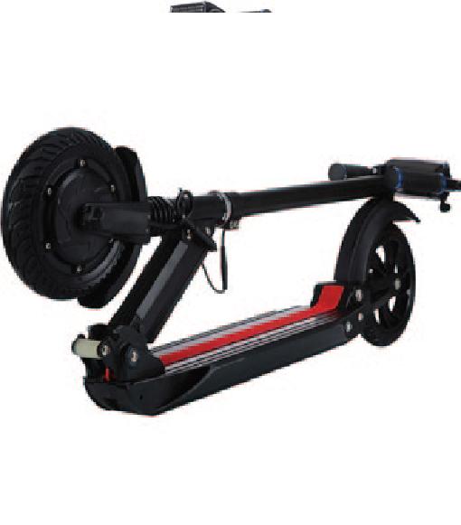 """iconBIT 8"""" Kick e- Scooter Tracer IK-1902K Elektriskie skuteri un līdzsvara dēļi"""