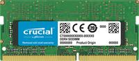 Crucial 16GB DDR4 3200 MT/s SODIMM 260pin DR x8 unbuffered operatīvā atmiņa