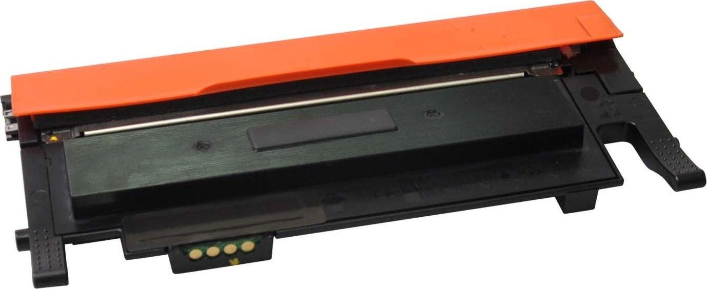 V7 - black - Toner cartridge (Alternative for: Samsung CLT- K406S/ELS) - for Samsung CLP- 360, 365, 368, CLX- 3300, 3305, 3306, Xpress C460,