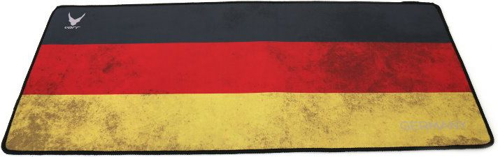Omega Varr Pro-Gaming GERMANY mousepad 30x70cm 3mm peles paliknis