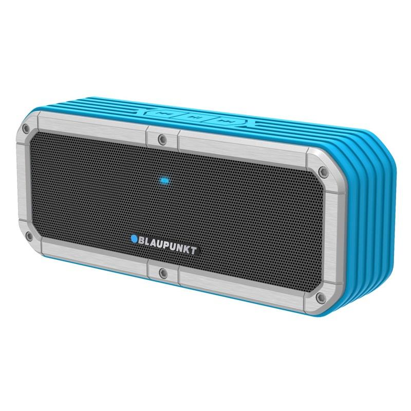Blaupunkt Portable bluetooth speaker BT12OUTDOOR, waterproof / 2x5W, 4000mah datoru skaļruņi