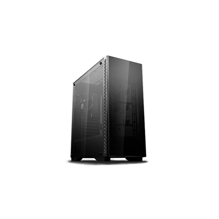 Deepcool ATX Chassis MATREXX 50 Tempered glass side panel & front panel Datora korpuss