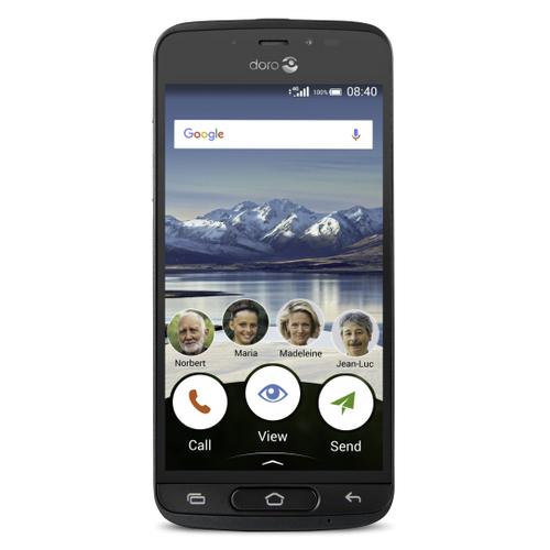 Doro 8040 graphite Mobilais Telefons