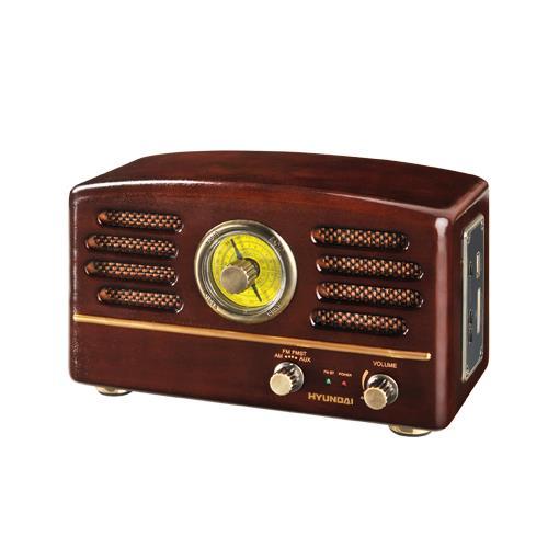Radio retro Hyundai RA302SUD
