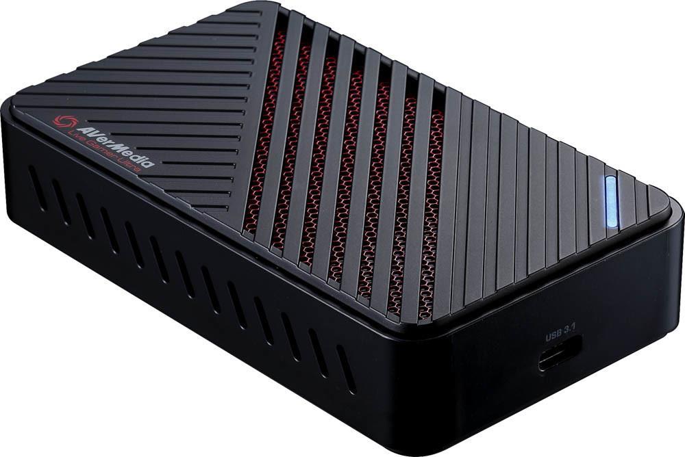 Video Grabber Live Gamer Ultra USB 3.1 4K multimēdiju atskaņotājs