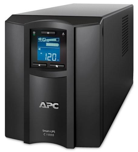 APC Smart-UPS C 1000VA LCD 230V with SC nepārtrauktas barošanas avots UPS