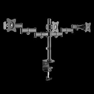 Logilink Triple monitor desk mount 13-27, max. 8kg