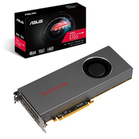 Asus RX5700-8G AMD, 8 GB, Radeon RX 5700, GDDR6, PCI Express 4.0, Processor 1625MHz, Memory 14000MHz video karte