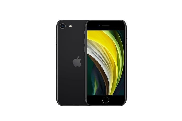 Apple iPhone SE 2020 128GB Black Mobilais Telefons