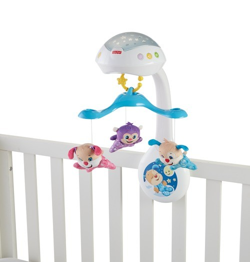 Fisher Price Carousel with projector 3 in 1 FWR92