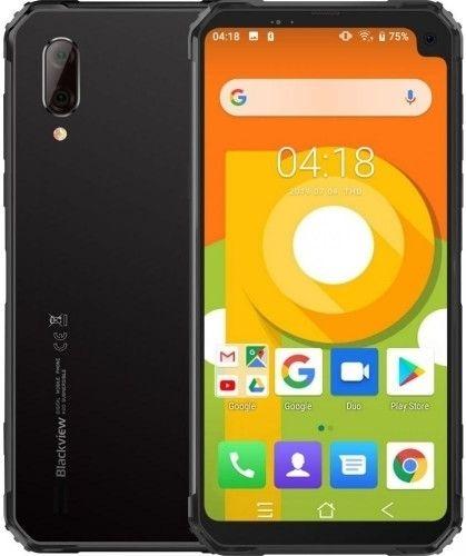 Blackview BV6100 Dual Sim 3/16GB  Silver Mobilais Telefons