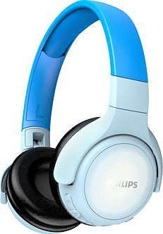 Philips Wireless Headphone TAKH402BL 32mm drivers/closed-back On-ear Soft ear cushions. austiņas