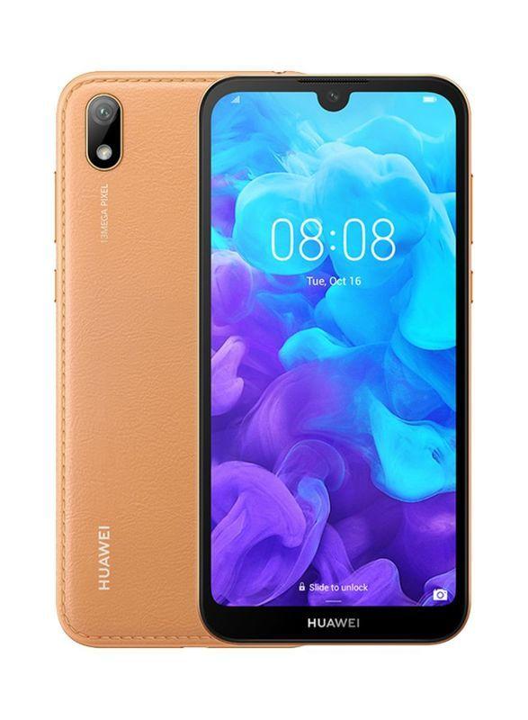 Huawei Y5 2019 2GB/16GB Amber Brown Mobilais Telefons