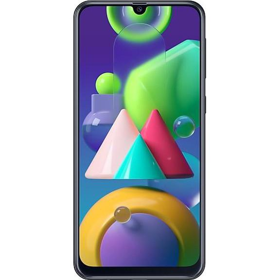 Samsung Galaxy M21 64GB Dual SIM Black (M215) Mobilais Telefons