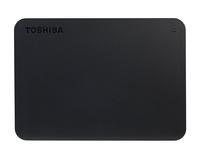 Toshiba Canvio Basics 2.5'' 1TB USB 3.0, Black (bulk iepakojums) Ārējais cietais disks