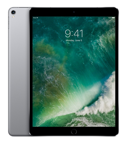 Apple iPad Pro 10.5 Wi-Fi 512GB Space Grey Planšetdators