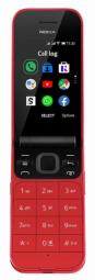 Nokia 2720 Red 6438409041678 16BTSR01A02 Mobilais Telefons