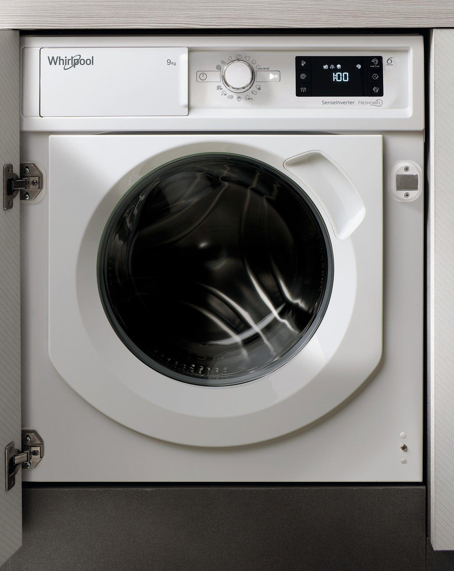 Pralka do zabudowy Whirlpool BI WMWG 91484E EU BI WMWG 91484E EU Iebūvējamā veļas mašīna