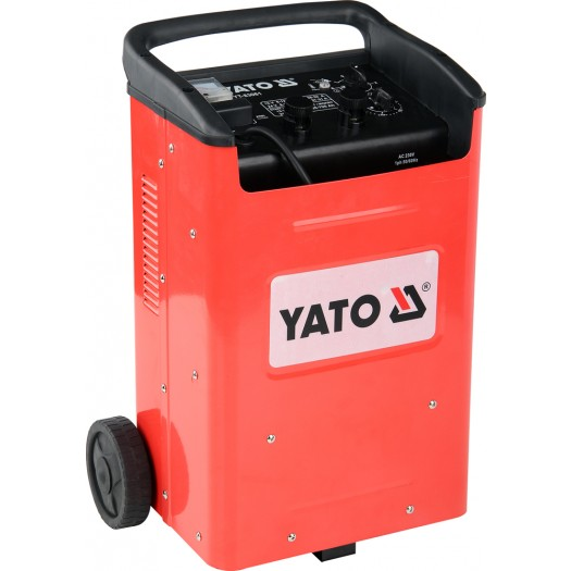 Yato Prostownik z rozruchem 12/24V 800Ah YT-83061 YT-83061 auto akumulatoru lādētājs