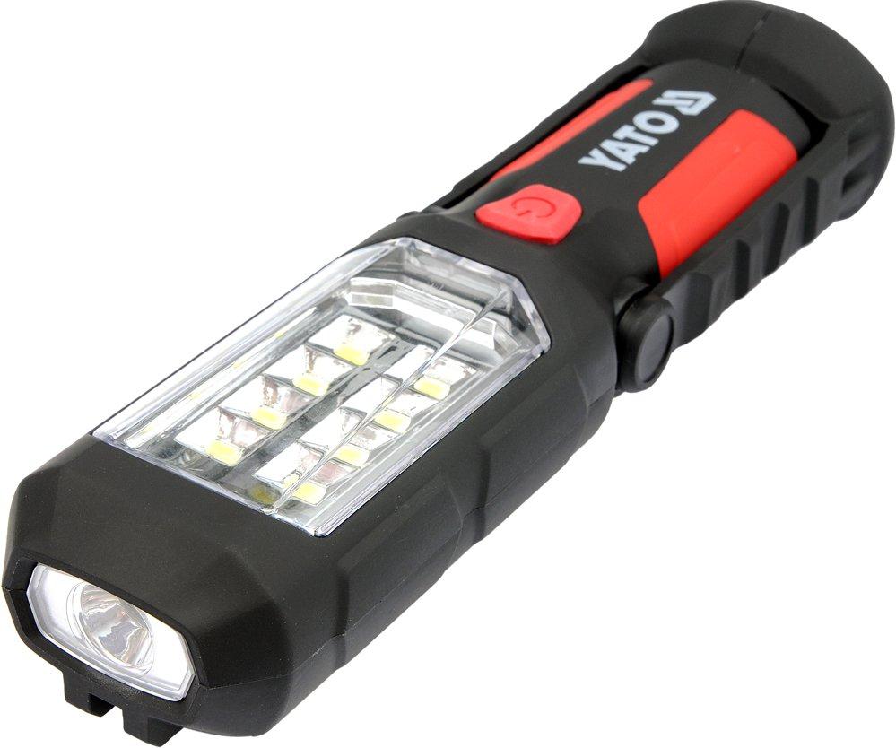 Yato Lampa 8+1 LED, bezvadu, magnētiska YT-08513