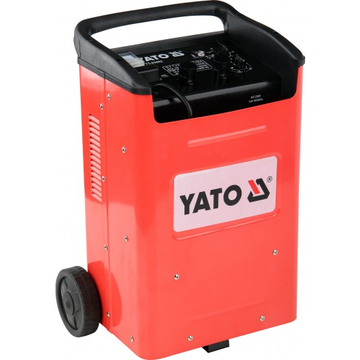 Yato Rectifier with start up 12 / 24V 1000Ah YT-83062 auto akumulatoru lādētājs