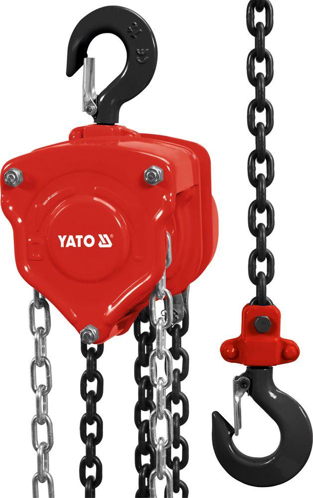 Yato Chain winch 500kg 3m (YT-58950)