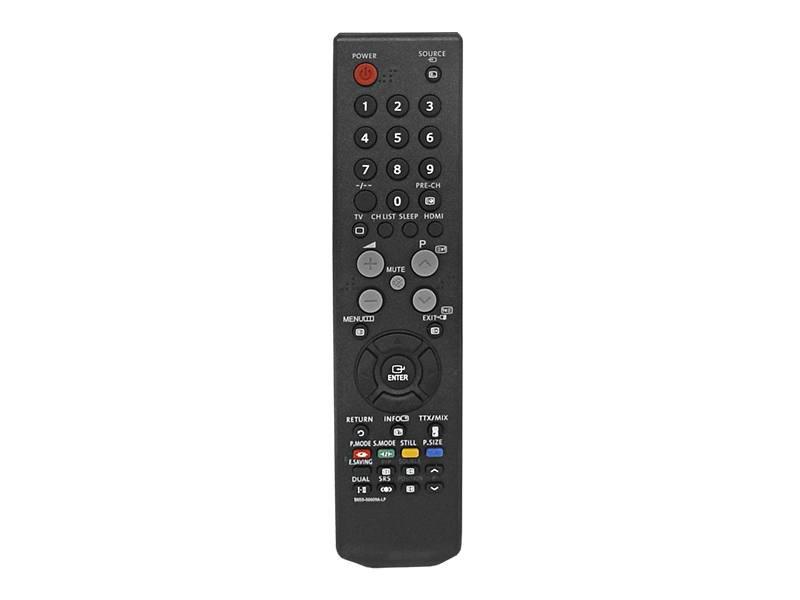 HQ LXP946 TV pults SAMSUNG BN59-00609A Melns pults