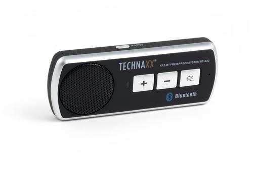 TECHNAXX TECHNAXX MP3-BLUETOOTH SPEAKERPHONE BT-X22              IN 4614 MP3 atskaņotājs