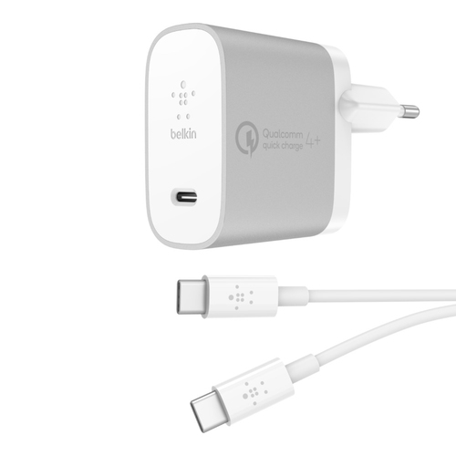 Belkin Quick Charge 4.0 USB-C 27W incl. 1,2m Cable