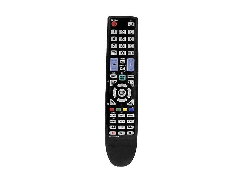 HQ LXP446 TV pults SAMSUNG BN59-00863A Melns pults