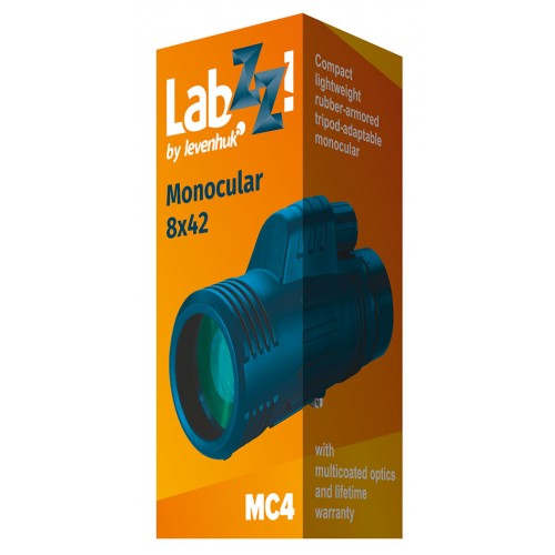 Levenhuk LabZZ MC4 Monocular 74097 Monoklis
