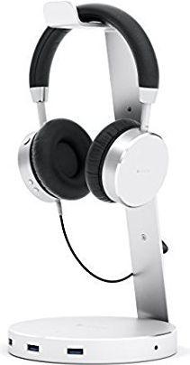 Satechi Stojak na Headset, srebrny (ST-AHSHU3)