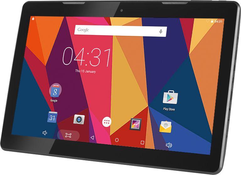 Hannspree Tablet 13,3''  IPS, WiFi, OC 1,5GHz Planšetdators