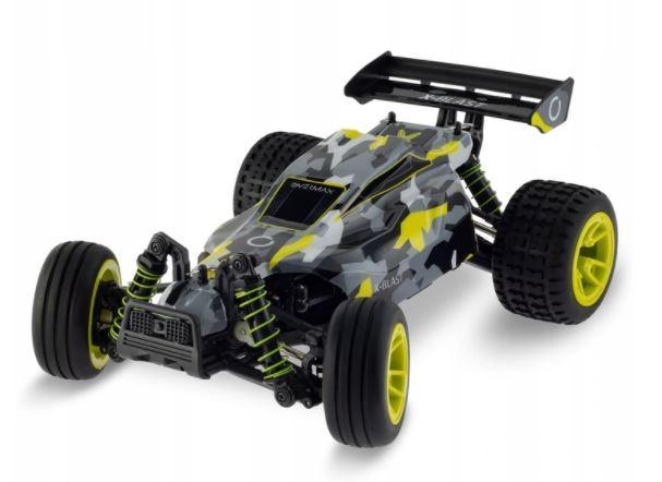 Overmax X-BLAST 4X4 Radiovadāmā rotaļlieta